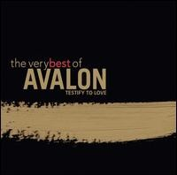 Album Cover for The Very Best of Avalon