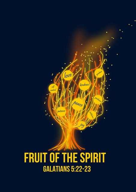 Fruit of the Spirit Verse in the Bible
