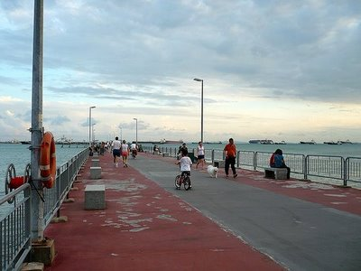 Singapore East Coast Park Quirky Attractions – some of my favourites