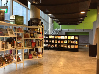"""Letting Art & Design Books and Journals """"Sell"""" Themselves"""