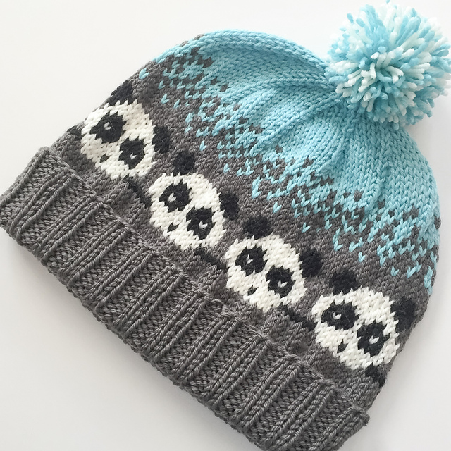 24 Knitting Patterns for Baby Hats Free on the Internet