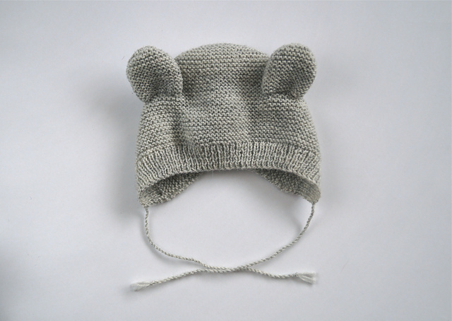 16 Baby Bonnet Knitting Patterns Free on the Internet