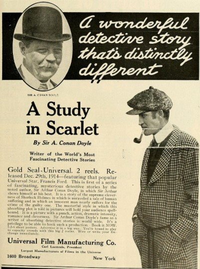 Listen to A Study in Scarlet Audiobook Free – 9 Audio Recordings