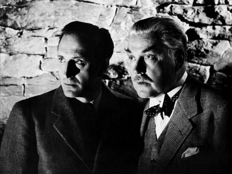 Watch Basil Rathbone as Sherlock Holmes Free – 14 Films To Binge Watch