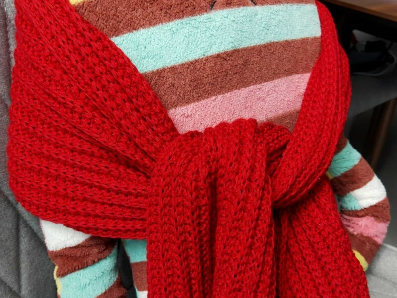 Cartridge Belt Rib Stitch: How to and 7 Knitting Patterns
