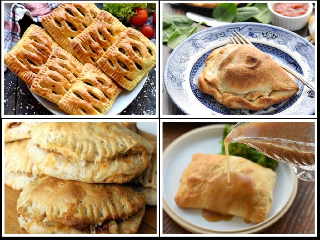 chicken pockets