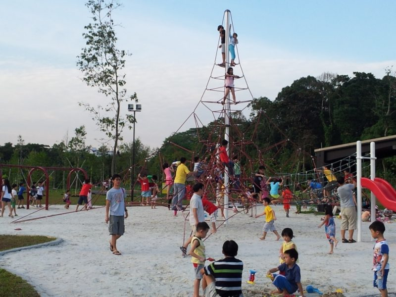 Choa Chu Kang Park – Reviving the Kampung