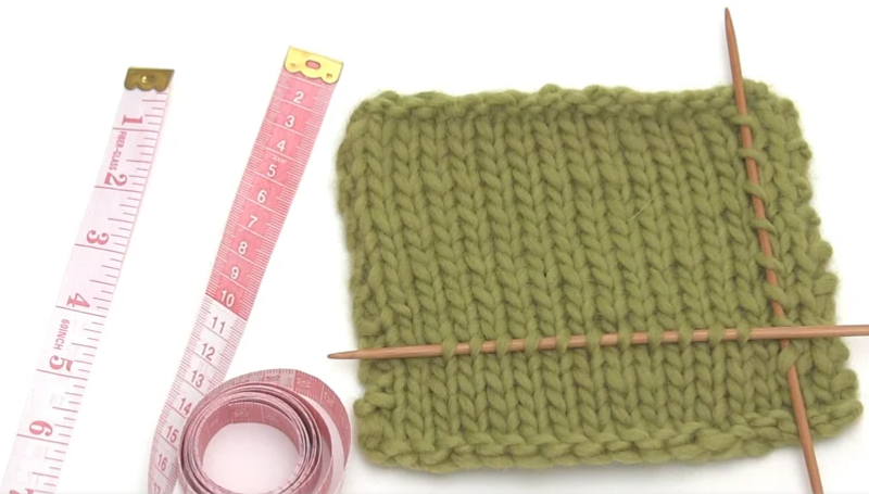 When Knitting A Tension Square is a Good Idea