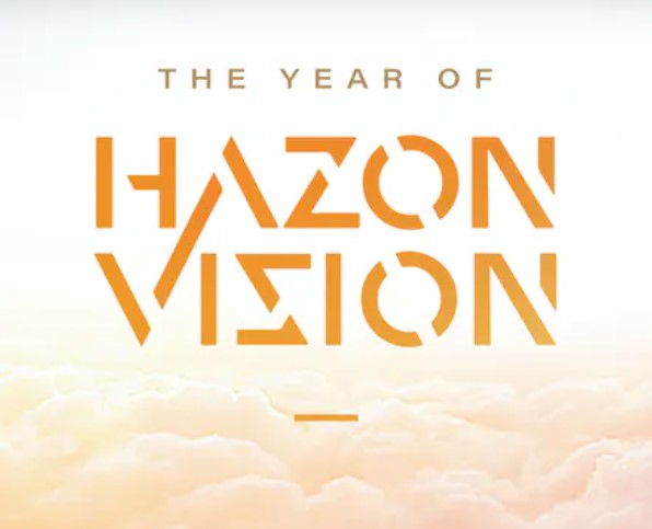 New Creation Church Theme of the Year 2021 – Hazon Vision 异象之年