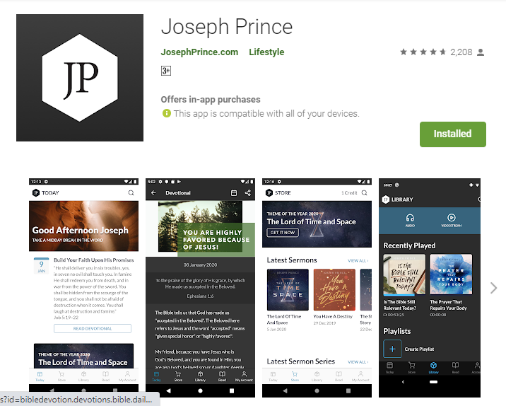 Where to Find Joseph Prince Full Sermons