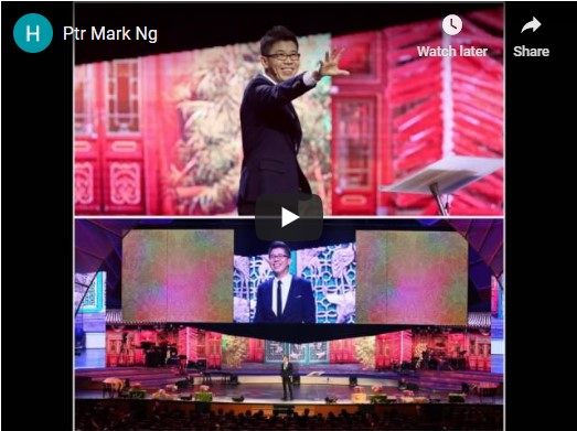 9 Pastor Mark Ng Full-length Audio Messages Are Online 马可牧师 新造教会华文事工
