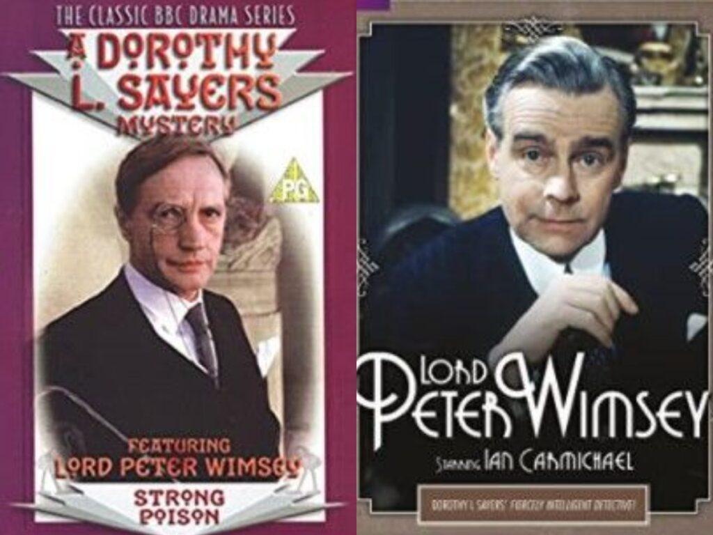 Lord Peter Wimsey TV Series