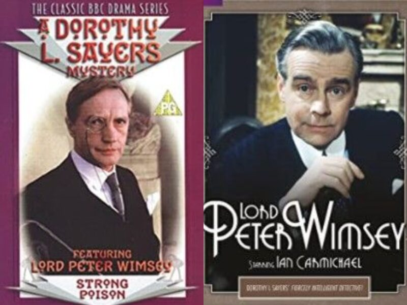 The Lord Peter Wimsey TV Series Playlist